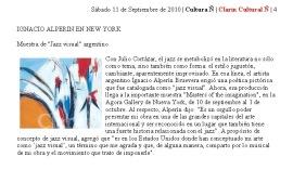 Nota Aislada de la Página 4 _ Page 4 Article by itself