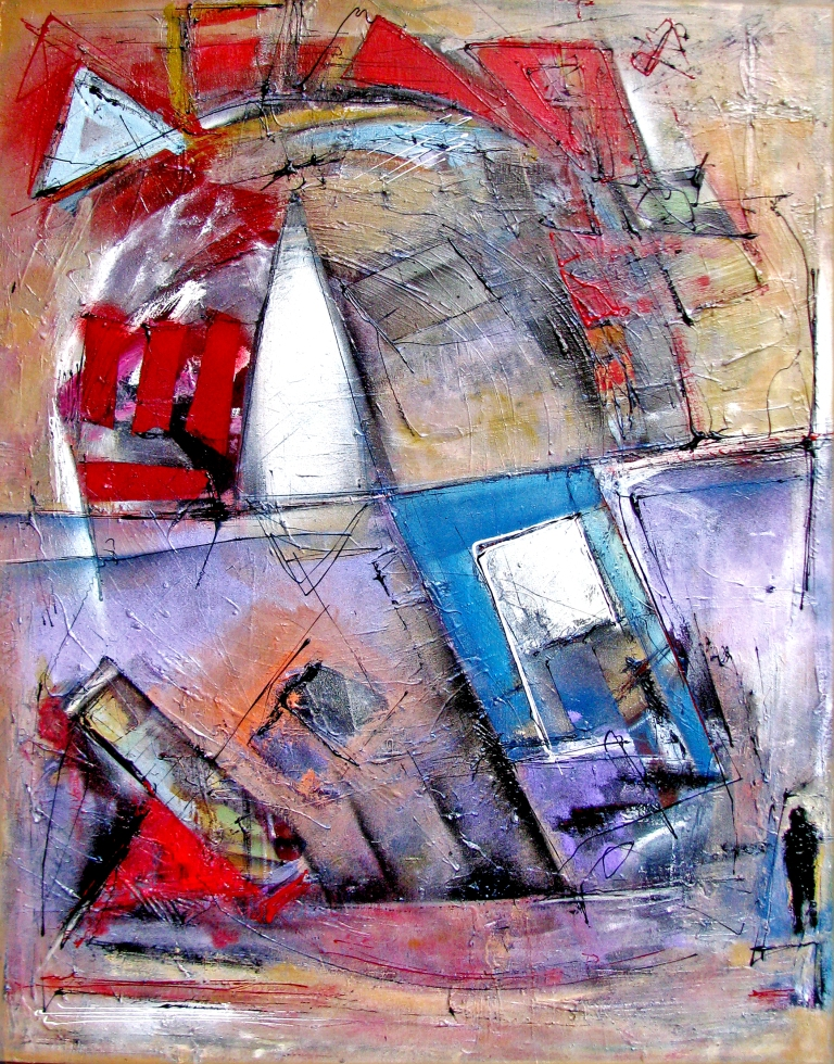 IAB_Finding my way to you_2013_60x80cm
