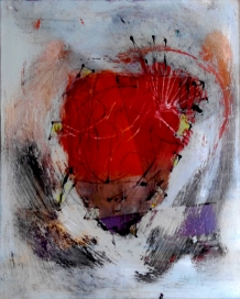The heart of the matter (2016) 40x32_IAB