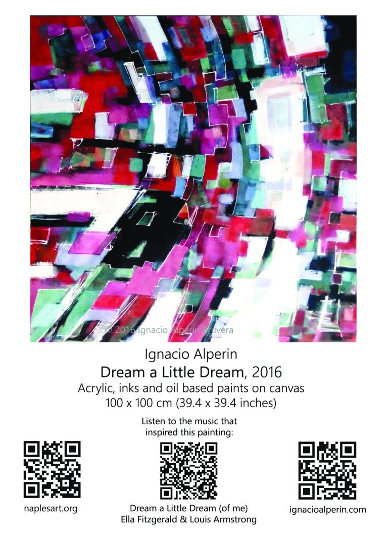 dream a little dream alperin