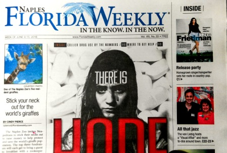 Front Page Florida Weekly June 9 2016